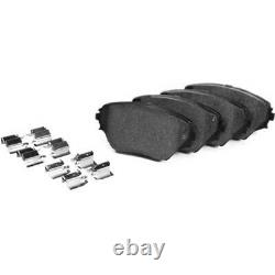 106.07861 Centric Brake Pad Sets 2-Wheel Set Front or Rear New for Truck F650 S2
