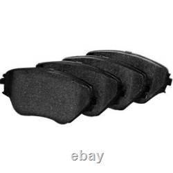 106.13690 Centric 2-Wheel Set Brake Pad Sets Front or Rear New for 108SD 114SD
