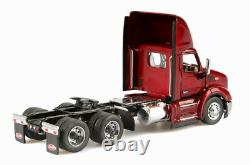 150 scale Peterbilt 579 Day Cab Tractor (Legendary Red) DM71068