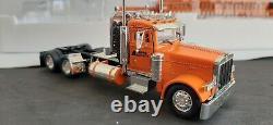 1/53 (1/50) o Tonkin Peterbilt 379 day cab lowboy Turnpike trailer truck