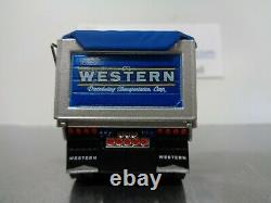 1/64 DCP 34062 Western Distributing 379 Peterbilt Day Cab 5 AXLE DUMP (NEW)