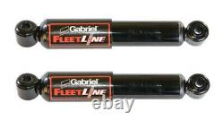 2 Peterbilt 377, 379, and 389 Cab Shocks Gabriel 83008 Repl. Peterbilt 29-02455