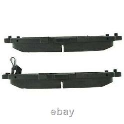 300.07861 Centric Brake Pad Sets 2-Wheel Set Front or Rear New for Truck F650 S2