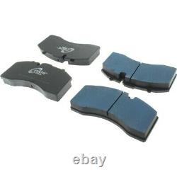 306.13690 Centric 2-Wheel Set Brake Pad Sets Front or Rear New for 108SD 114SD