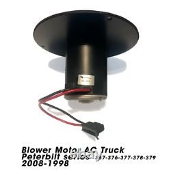 Blower Motor AC Fits Peterbilt 358,376,377,378,379 07-98, OEM P93CAB400001S