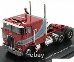 LAST Two 1979 Peterbilt 352 Pacemaker Red Tractor Cab Replica