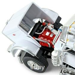 NEW 2020 164 DCP WHITE Peterbilt 389 Day Cab CENTURY ROTATOR WRECKER NIB