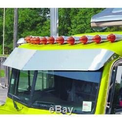 PB 15 Standard Cab V Shaped Sun visor Peterbilt 330 335 340 357 378 385