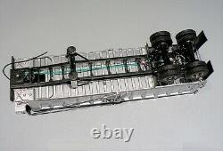 PETERBILT SWORD 2044-G PETERBILT 357 DAY CAB withEAST DUMP TRAILER GRAY 150 NEW
