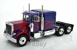 Peterbilt 1967 359 Semi Tractor Flames on Cab Road Kings RK180083 1.18 scale