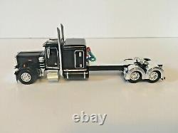 Peterbilt 359 Black / Chrome Tractor Cab Only 1/64th Scale DCP First Gear