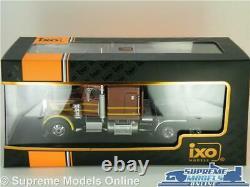 Peterbilt 359 Model Lorry Truck Cab Tractor Unit 143 Ixo 1973 Tr043 American K8