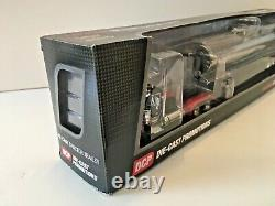 Peterbilt 379 Day Cab & Walenga Tri-Axle Trailer DCP First Gear #34116 N. O. S