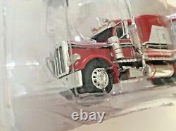 Peterbilt 389 Cab w Chrome East Dump Trailer DCP First Gear #32680 N. O. S