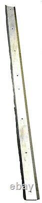 RW Cab Floor Carpet Trim Door to Door for 359 Peterbilt 304 Stainless #N33925